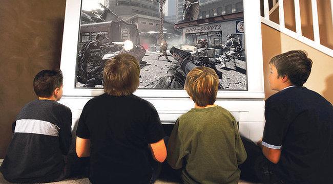 Nem felel a vérengzésekért az agresszív videojáték