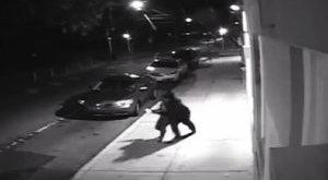 Vérfagyasztó: kamera rögzítette a nő elrablását
