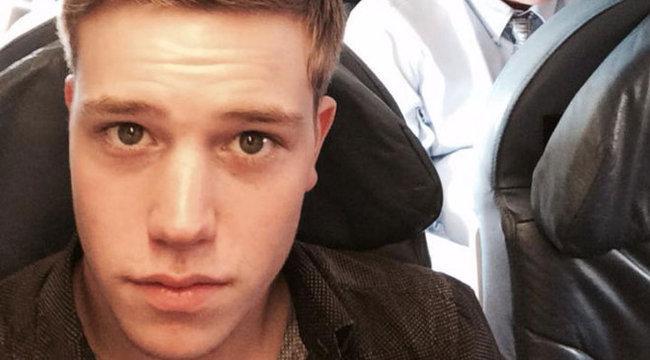 Vonat tetején égett halálra a fiatal színész