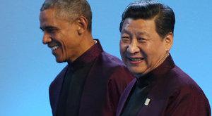 A kínaiak szerint Obama egy bunkó rapper