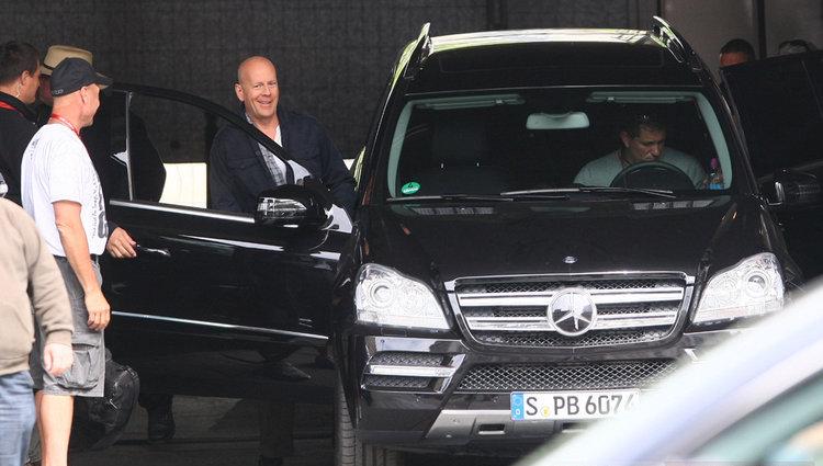 Die Hard 5 - Bruce Willis Budapesten kommandózik