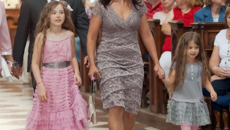 Balogh Edina esküvője