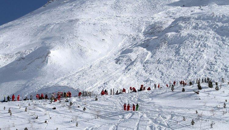 Halálos lavina a francia Alpokban