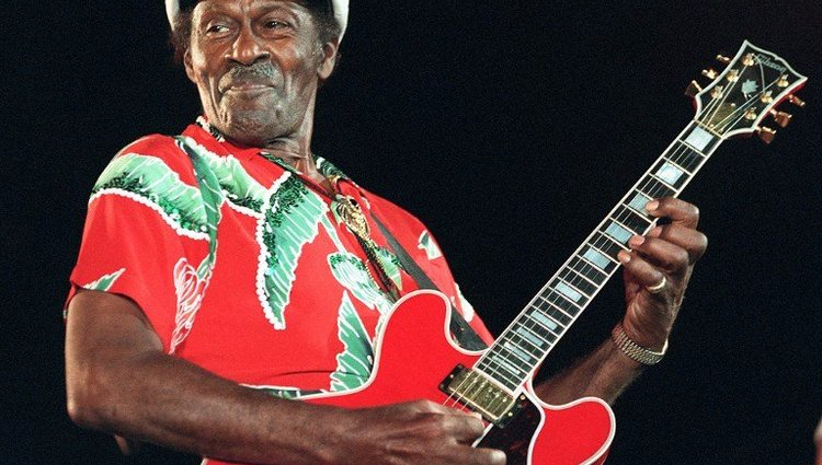 Meghalt Chuck Berry, vége a rock'n'roll-nak
