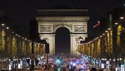 Lövöldözés Párizs központjában
