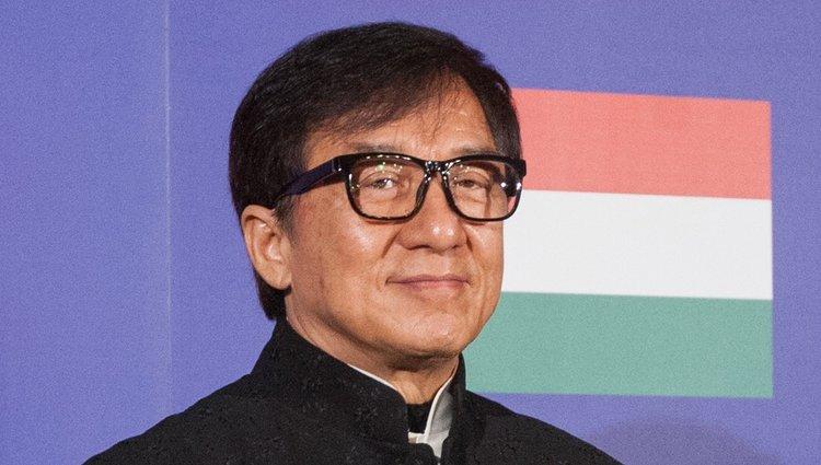 Jackie Chan Budapesten