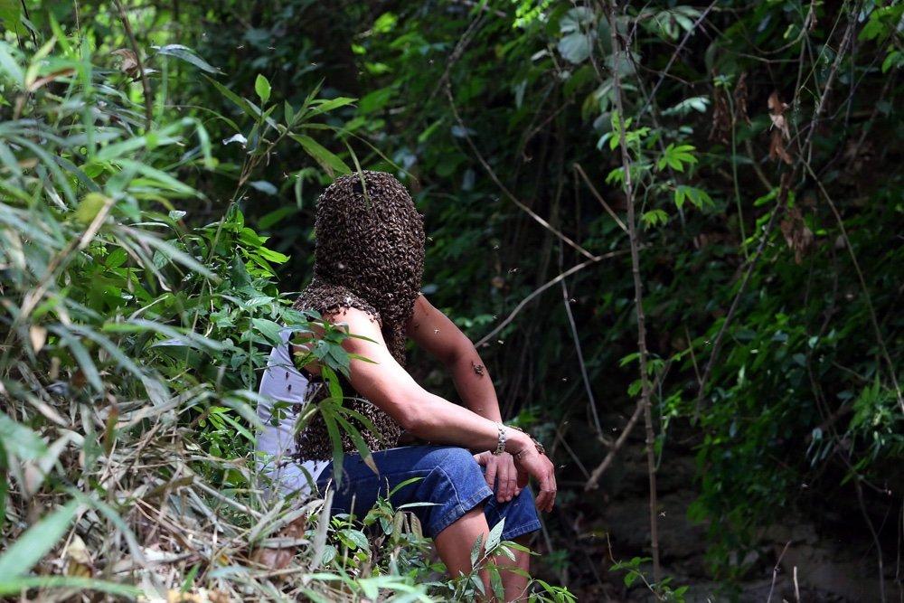 Méhszelídítő Vietnamban