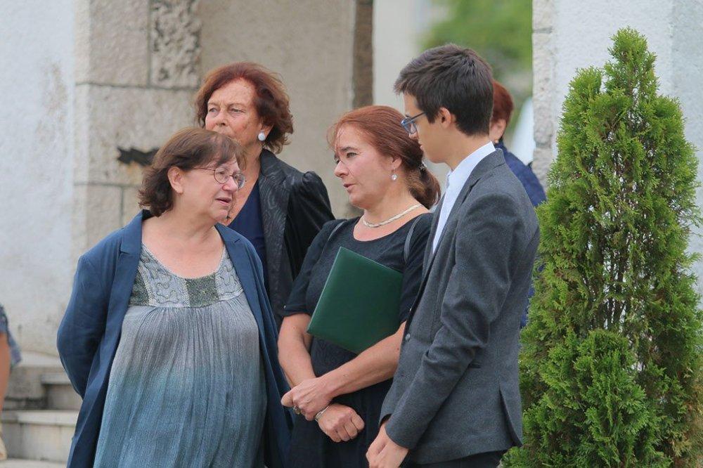 Búcsú Schubert Évától
