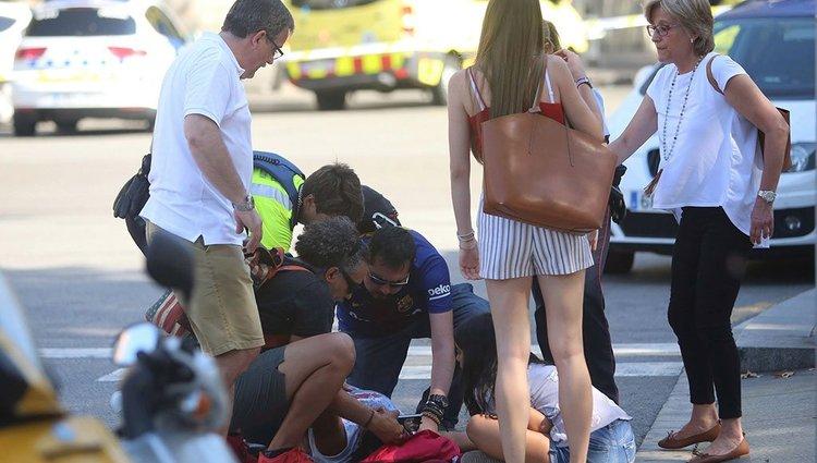 Terror Barcelonában