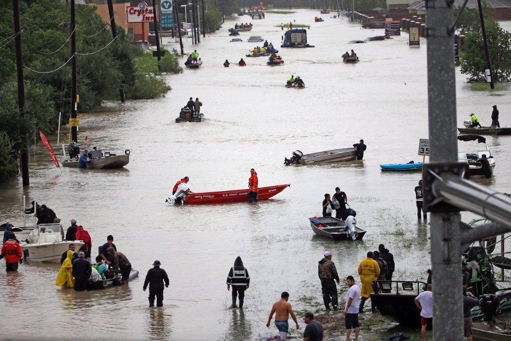 Hurrikán az Egyesült Államokban