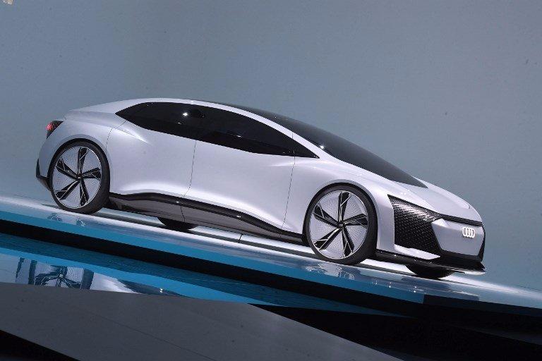 Ilyen autója lesz néhány év mulva
