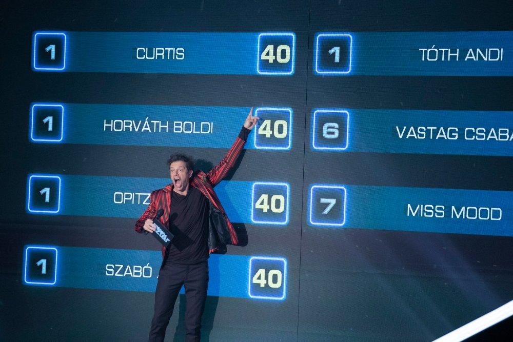 Sztárban sztár -  6. élő show
