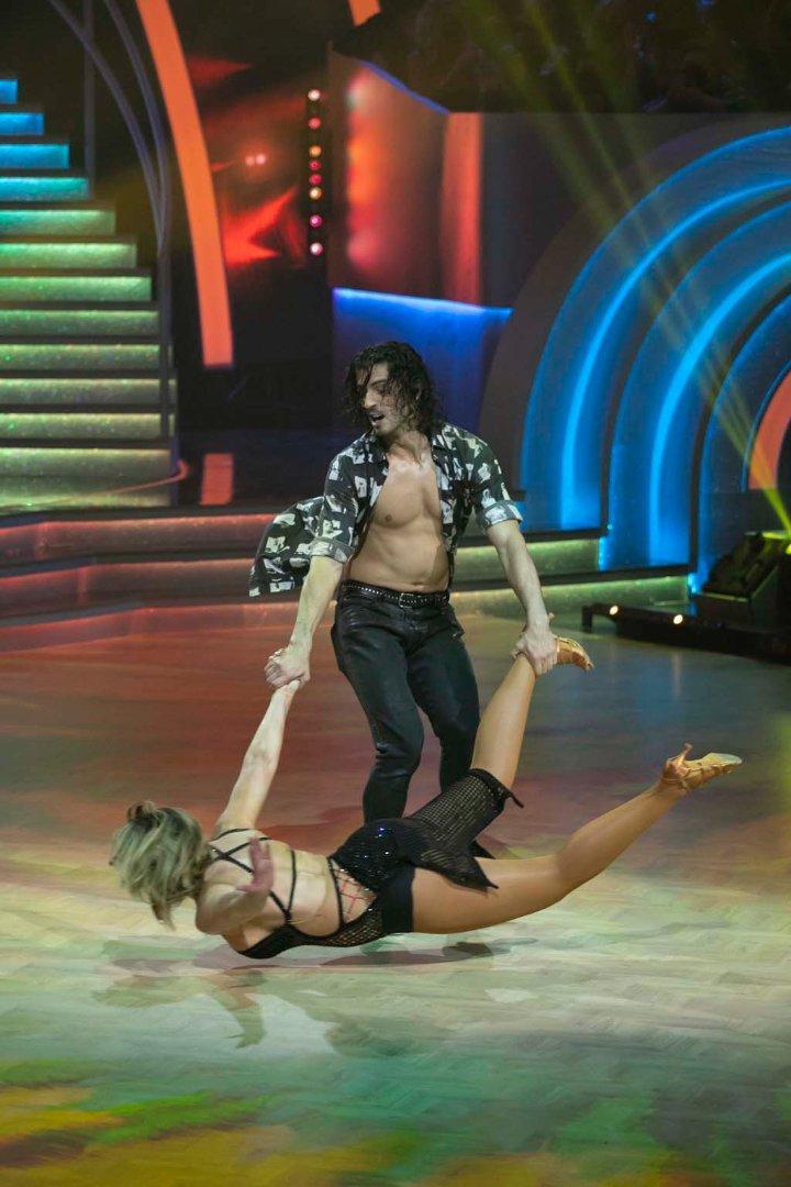 Dancing With The Stars első élő adása
