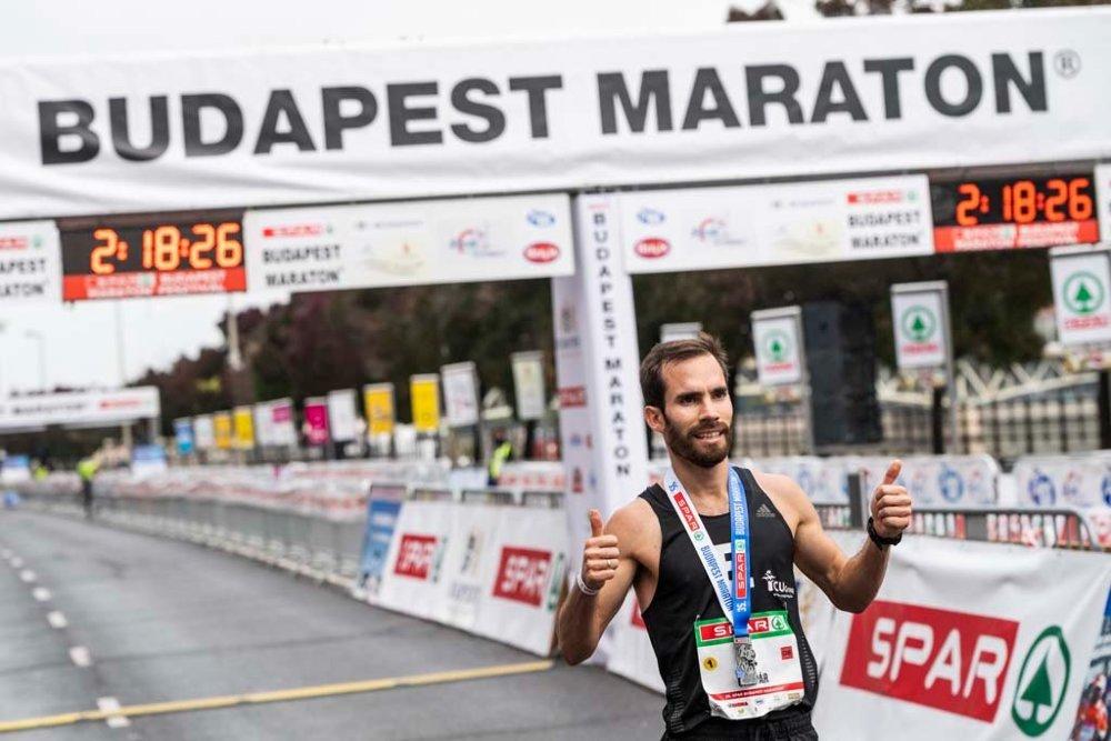 35. Spar Budapest Maratonon
