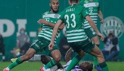 A Ferencváros 2:0-ra legyőzte az Újpestet