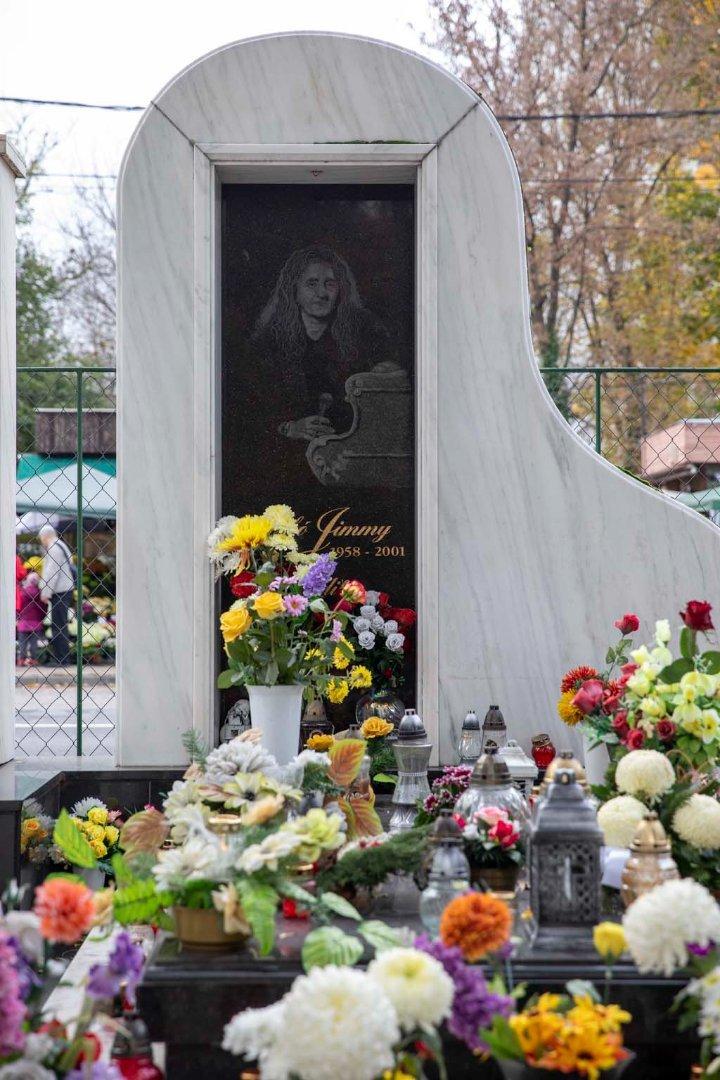 Zámbó család és rajongók Jimmyre emlékeztek
