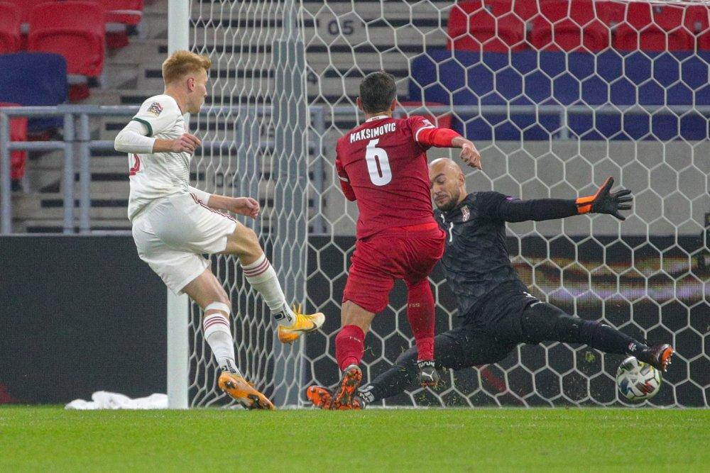Magyarország-Szerbia 1:1