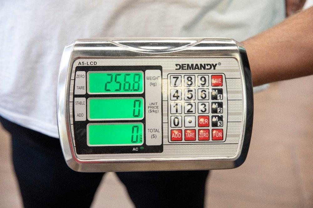 Rácz Géza mérlegelése -45 kg