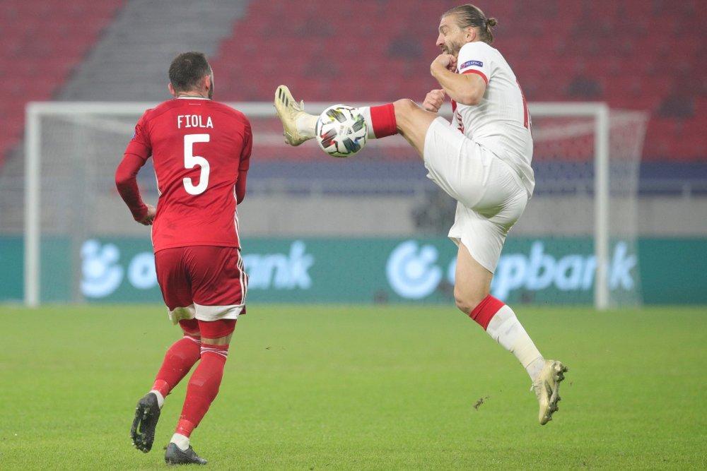 Magyarország - Törökország 2-0